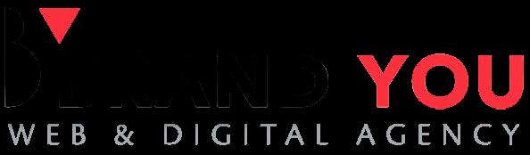 Brand you Digital Logo