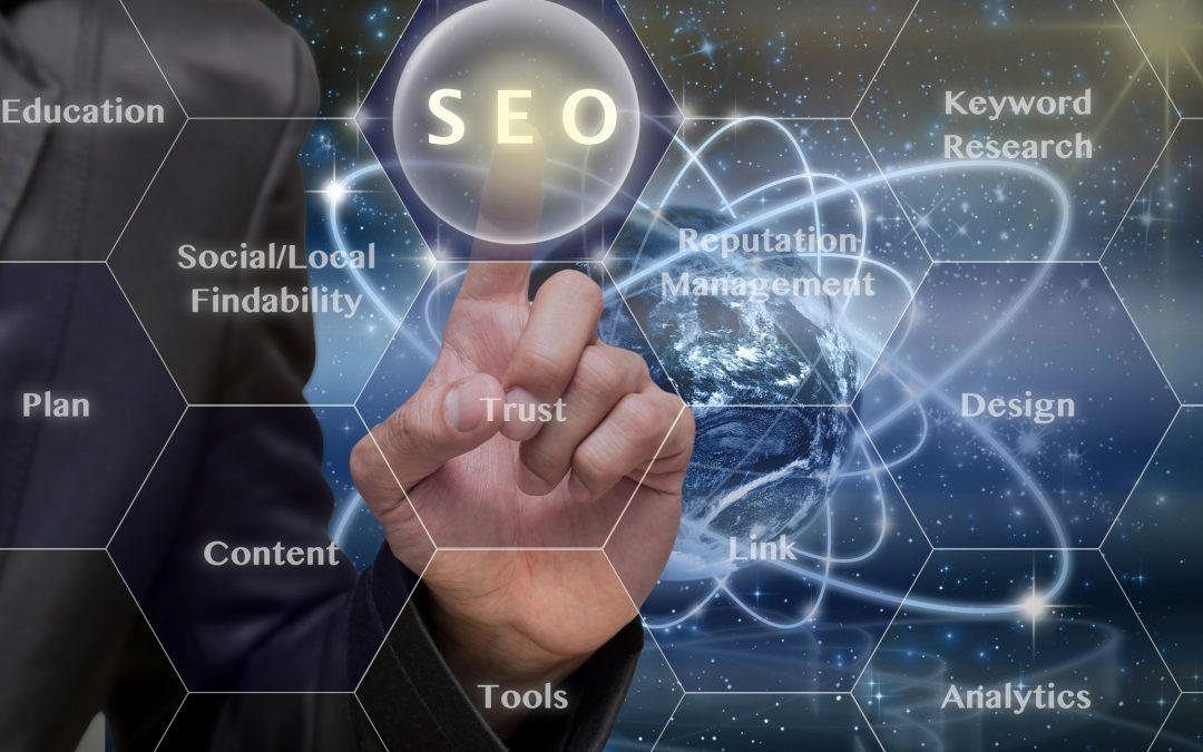 SEO Marketing - BrandYou Digital Agency